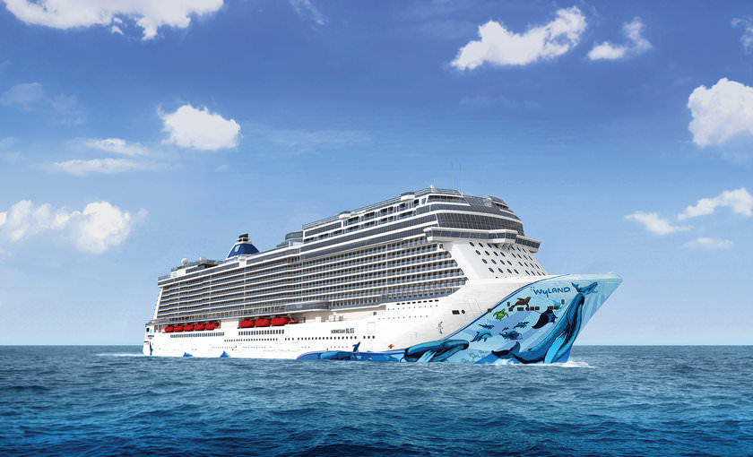 De Norwegian Bliss