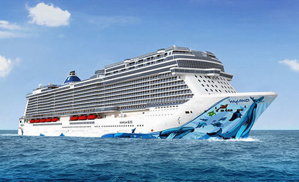 Een korte rondleiding door de Norwegian Bliss